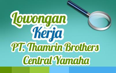 Thamrin brothers yamaha