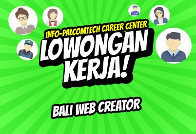 bali web creator