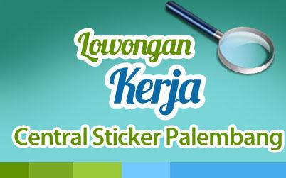central sticker