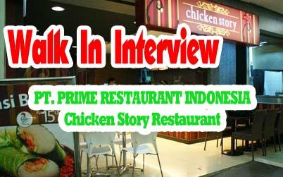 Lowongan Kerja Restaurant Chicken Story Palembang Karir Palcomtech