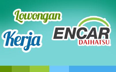 Lowongan Kerja Echar Daihatsu Palembang | Karir PalComTech