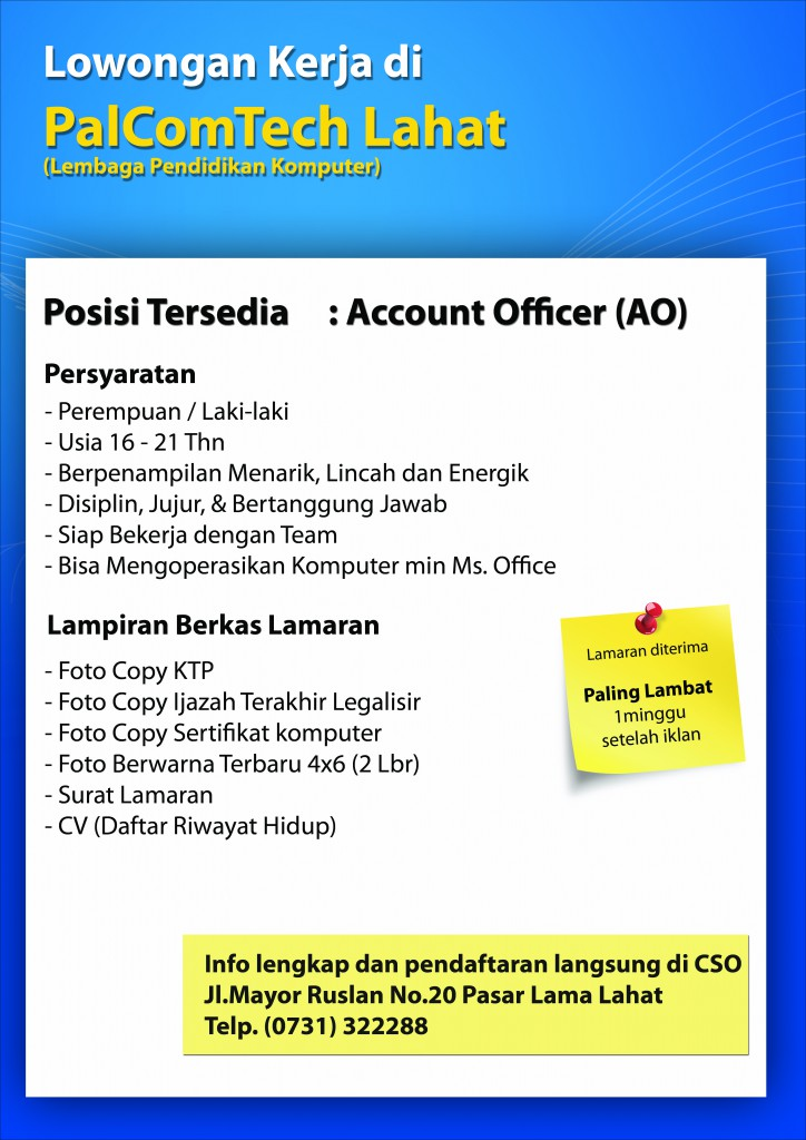 Account Officer copy